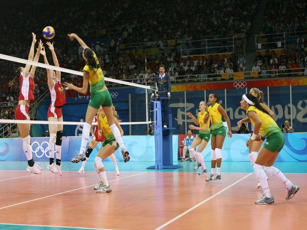 Reglamento del Voleibol